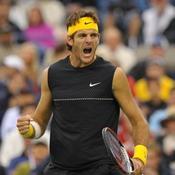 Juan Martin Del Potro US Open