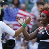 Victoria Azarenka - Serena Williams