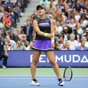 US Open : Andreescu sacrée, Serena Williams cale encore en finale de Grand Chelem