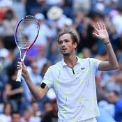 US Open : Medvedev, le Russe qui électrise New-York