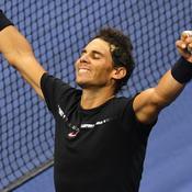 Nadal a dompté del Potro ... et s'offre une finale inédite