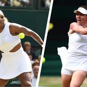 Williams-Halep: 5 raisons de suivre la finale dames de Wimbledon