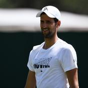 Après sa déception à Roland-Garros, Djokovic est en opération reconquête à Wimbledon