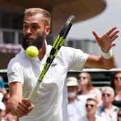 Wimbledon : comment le fougueux Benoît Paire est devenu herbivore