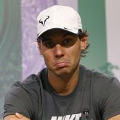 Nadal : «Ce n'est pas un drame»
