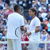 Nadal-Kyrgios : un choc qui sent (vraiment) le soufre à Wimbledon