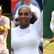 Nadal, Serena, Simon : le résumé de la 7e journée de Wimbledon
