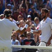 Federer a (encore) rendez-vous avec l'histoire à Wimbledon