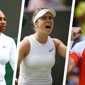 Serena, Svitolina, Mahut : 5 raisons de suivre Wimbledon ce jeudi