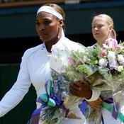 Serena Williams et Maria Sharapova