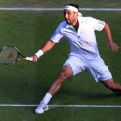 Marcos Baghdatis Wimbledon