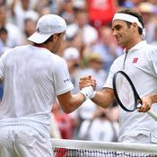 Wimbledon : Battu par Federer, Pouille regrette «de ne pas avoir su saisir les opportunités»