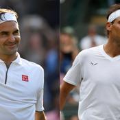 Federer-Nadal: après Roland-Garros, la revanche en demi-finale à Wimbledon