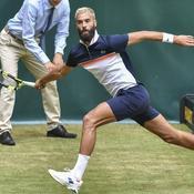 Wimbledon: en plein match, Paire demande à l'arbitre d'aller lui acheter à manger