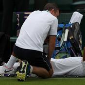 Wimbledon fait la chasse aux tricheurs qui abandonnent
