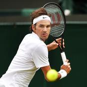 Wimbledon : Federer passe sans souci