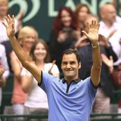 Wimbledon : Les Français pas vernis, vers une demie Federer-Djokovic