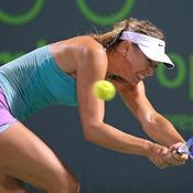 Bye-bye Sharapova