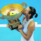 Caroline Garcia, taille (enfin) championne