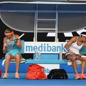 Clap de fin pour le duo Garcia-Mladenovic