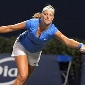 Kvitova montre les crocs