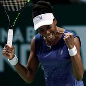 Masters : Venus Williams élimine Muguruza et se qualifie pour les 1/2 finales