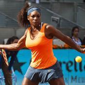 Serena dans la douleur, Sharapova déroule