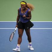 Serena Williams stoppe encore Wozniacki