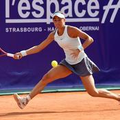 Strasbourg : Caroline Garcia battue en finale, les plus beaux points en vidéo