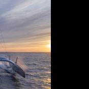 Brest Atlantiques : en immersion à bord d'un bateau volant