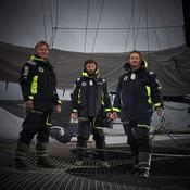 Equipage Actual Leader : Yves Le Blévec, Alex Pella (mediaman : Ronan Gladu)
