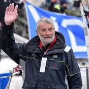 Jean-Luc Van den Heede, héros à 73 ans d'un tour du monde à la voile à l'ancienne