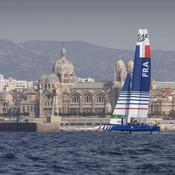 Les F1 des mers s'envolent à Marseille