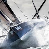 Paul Meilhat navigue sans foils, mais pas sans ambitions