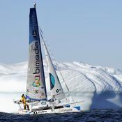 Yvan Bourgnon a côtoyé la mort de près dans l'Arctique