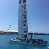Coupe de l'America : à la découverte de Groupama, le défi français aux Bermudes