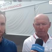 Coupe de l'America : «Groupama Team France ne doit pas s'arrêter»