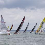 La Solitaire du Figaro embarque le groupe Urgo à son bord
