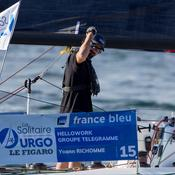 Solitaire Urgo Le Figaro : Yoann Richomme prince d'Irlande