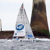 Solitaire Urgo Le Figaro : Douguet raconte sa plongée en haute mer