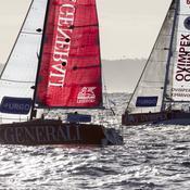 Solitaire Urgo Le Figaro : En attendant le coup de vent
