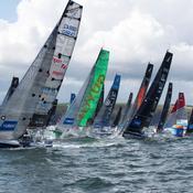 Solitaire Urgo Le Figaro: en route pour une nouvelle bataille