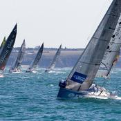 Solitaire Urgo le Figaro : En route vers la pointe bretonne