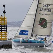 Solitaire Urgo Le Figaro : grande cavalcade et arrivée dans l'après-midi