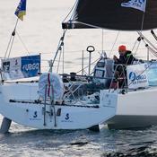 Solitaire Urgo Le Figaro : l'échappée belle d'Henri Leménicier