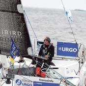 Solitaire Urgo Le Figaro: le grand galop attendu après un lundi trop calme