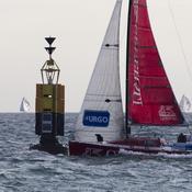 Solitaire Urgo Le Figaro : Lunven vers un deuxième sacre