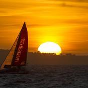 Solitaire Urgo Le Figaro : Pour une arrivée avant midi