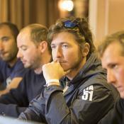Solitaire Urgo Le Figaro : premier briefing pour les bizuths