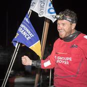 Solitaire Urgo Le Figaro : Anthony Marchand vainqueur à Saint-Brieuc